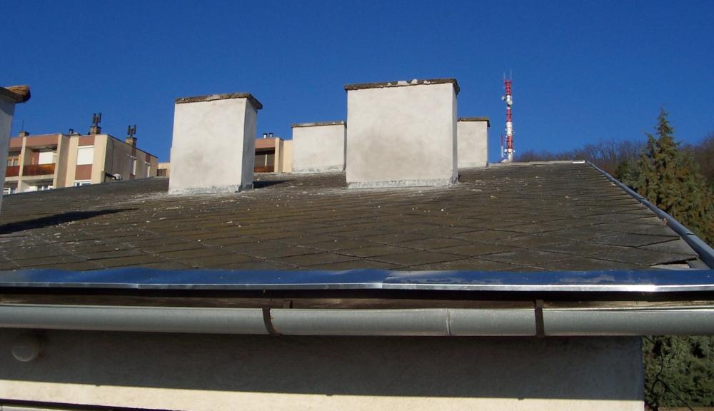 Tetőszigetelés felsőfokon